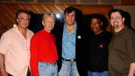 The Imperials with HMT Singer John Krondes