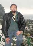 George Mc Quade, V.P., MAYO Communications in Sorento, Italy last month.