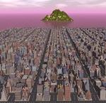 City Model Made With MetroModeler