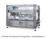 New Compact Case Sealer for Corrugated Boxes
