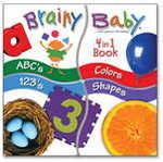 Brainy Baby board books