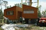 Spirit Cabins Ponderosa Modular Log Cabin Delivery