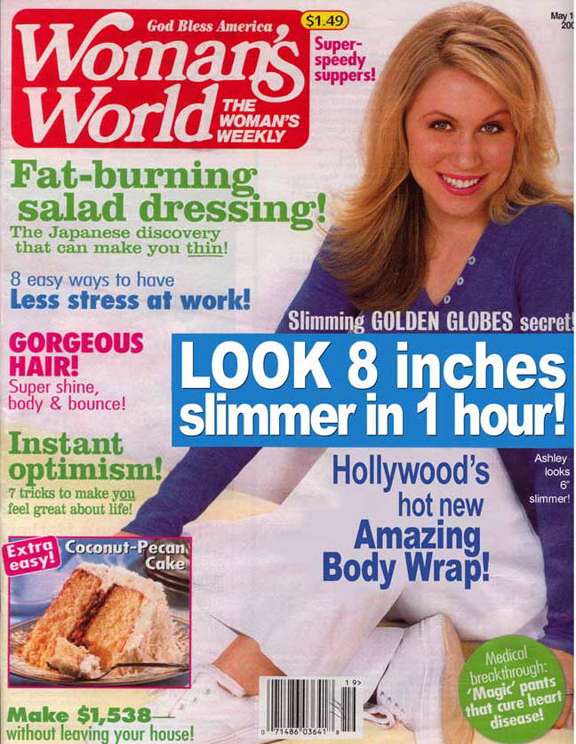 Body Wraps Weight Loss