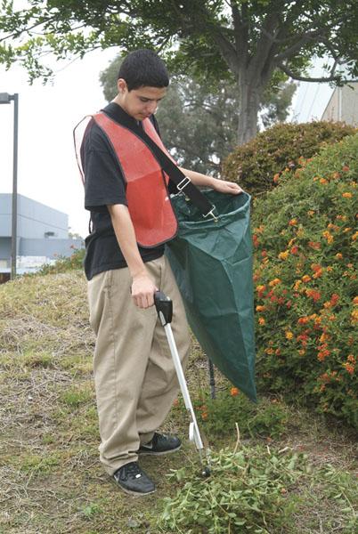 reacher ez pro arcoa action professional series introduces industries california line maintenance working landscape using