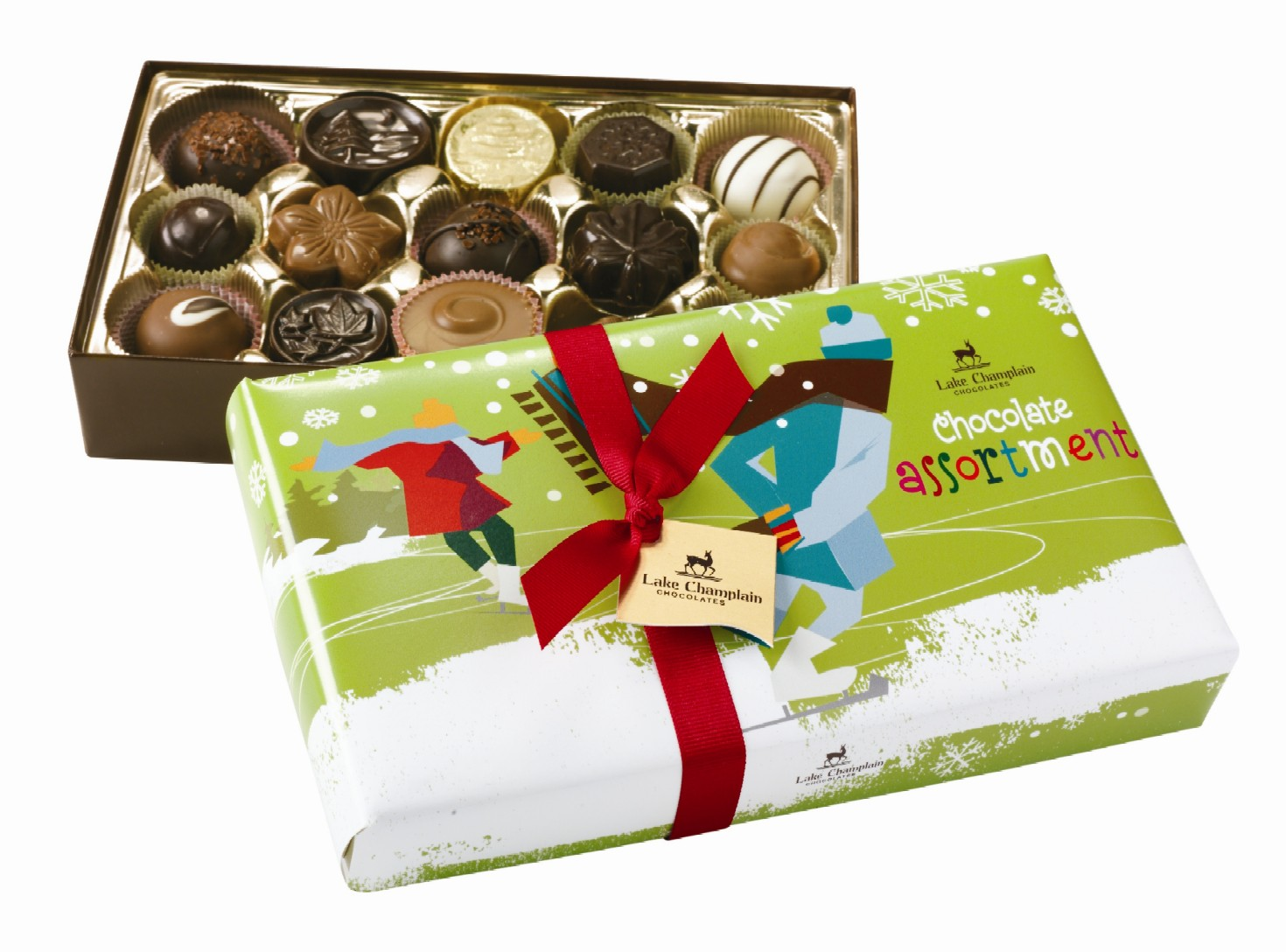 Lake Champlain Chocolates Introduces New Gifts For Christmas & Hanukah