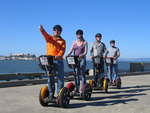 Segway Tour  with View Of Alcatraz
