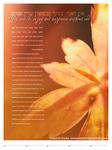 Modern Ketubah's 'Autumn Gold'  ketubah