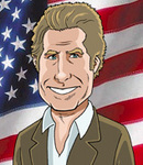 PicktheParty's Caricature of Will Ferrell