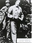 Post-capture photo of Col. David Hrdlicka