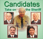 CABLE CHANNELS BLACK-OUT L.A. SHERIFFS FORUM