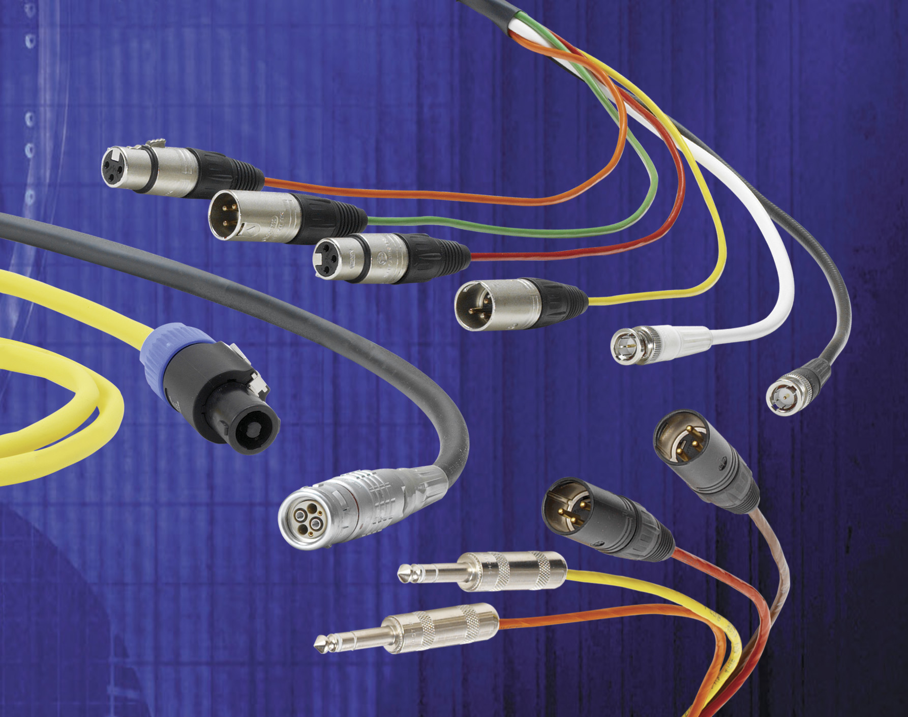 New Line of Belden Brilliance® A/V Cable Assemblies Now Available ...