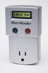 Digital Dispaly shows actual energy consumption and calculates your costs by the hour, month or year.