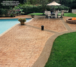 Concrete Pool Decks: A great way to enhance your back yard