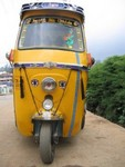 Autorickshaw the amazing beast