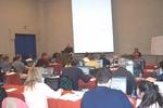 John Alexander teaching Keyword Forensics