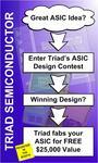 ASIC Design Contest Poster