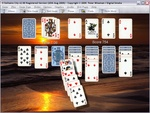 Solitaire City is packed with impressive visual effects such as swaying, rotating cards and shadows