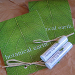 Botanical Earth's Hemp and Mint Lip Balms