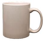 Just a simple white mug.