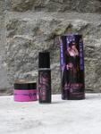 Mistress brand functional pheromone fragrance packaging
