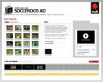 MAKE YOUR OWN SOCCEROO AD