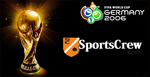 SportsCrew.com Launches FIFA World Cup Germany 2006 Page