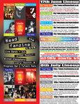 Read the Fanzine LIVE flyer