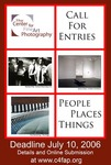 People, Places and Things Call for Entries