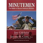 """Minutemen"" by Jim Gilchrist and Jerome Corsi"