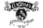 Danny Garrett's logo for Antone's: Home of the Blues