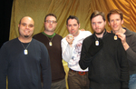 Canadian recording artists Bare Naked Ladies