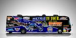 Metric TV Tour Bus