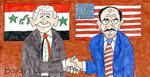 Bush Meets Miliki.  May Trade Jobs.