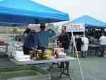 Some Vendors at 9-3-05 Moss Landing Event