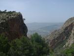 Mountains near Alicante