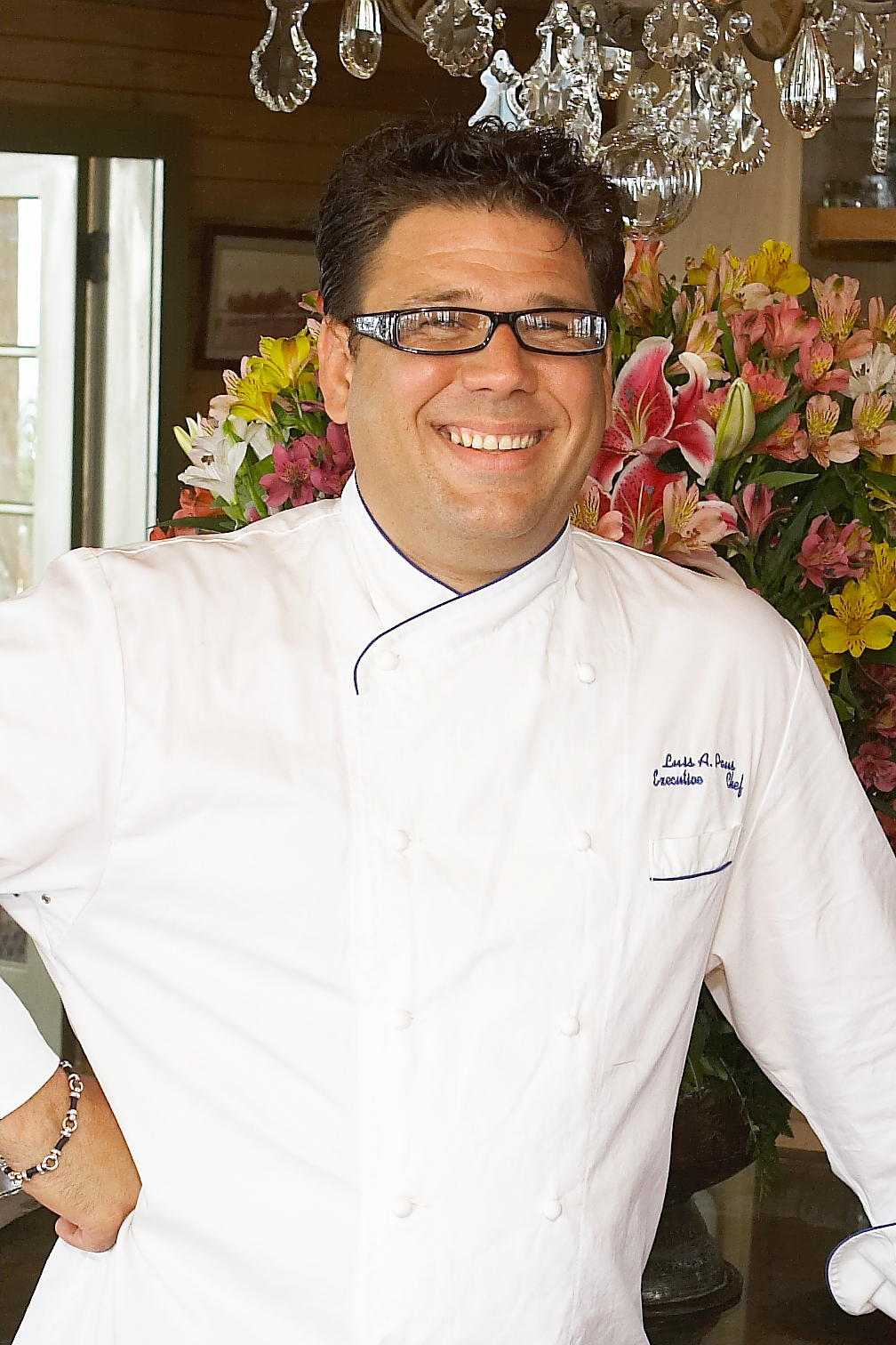 little palm island appoints luis pous as executive chef--modern
