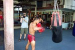 Photo from Fightland the DVD - Training Camp