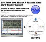 Reason 3.0 Tutorial DVD & Download