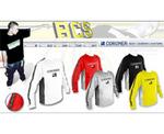Clothes shop website