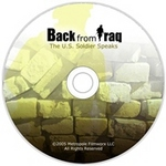Back From Iraq Film Features Anti War Soldiers
