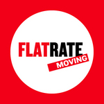 Flatrate Moving (Logo) -- voted New York's Best Mover 2006 by Citysearch