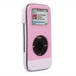 Canvas Sport Case for iPod nano, pink