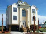 Surf City, NC - New Custom Built Contemporary Home with Sound and Intracoastal views!