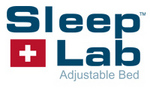 Sleep Lab Adjustable Bed