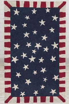 Express Your Patriotism With American Home D 233 Cor