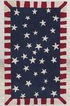 Express Your Patriotism with a Stars and Stripes Area Rug