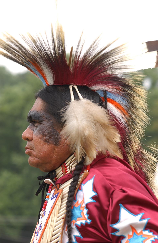 Cherokee Indian Pow WoW