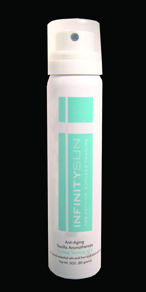 Infinity Sun aerosol