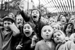 Children at a Puppet Theater,Paris, 1963 ©Time Inc.