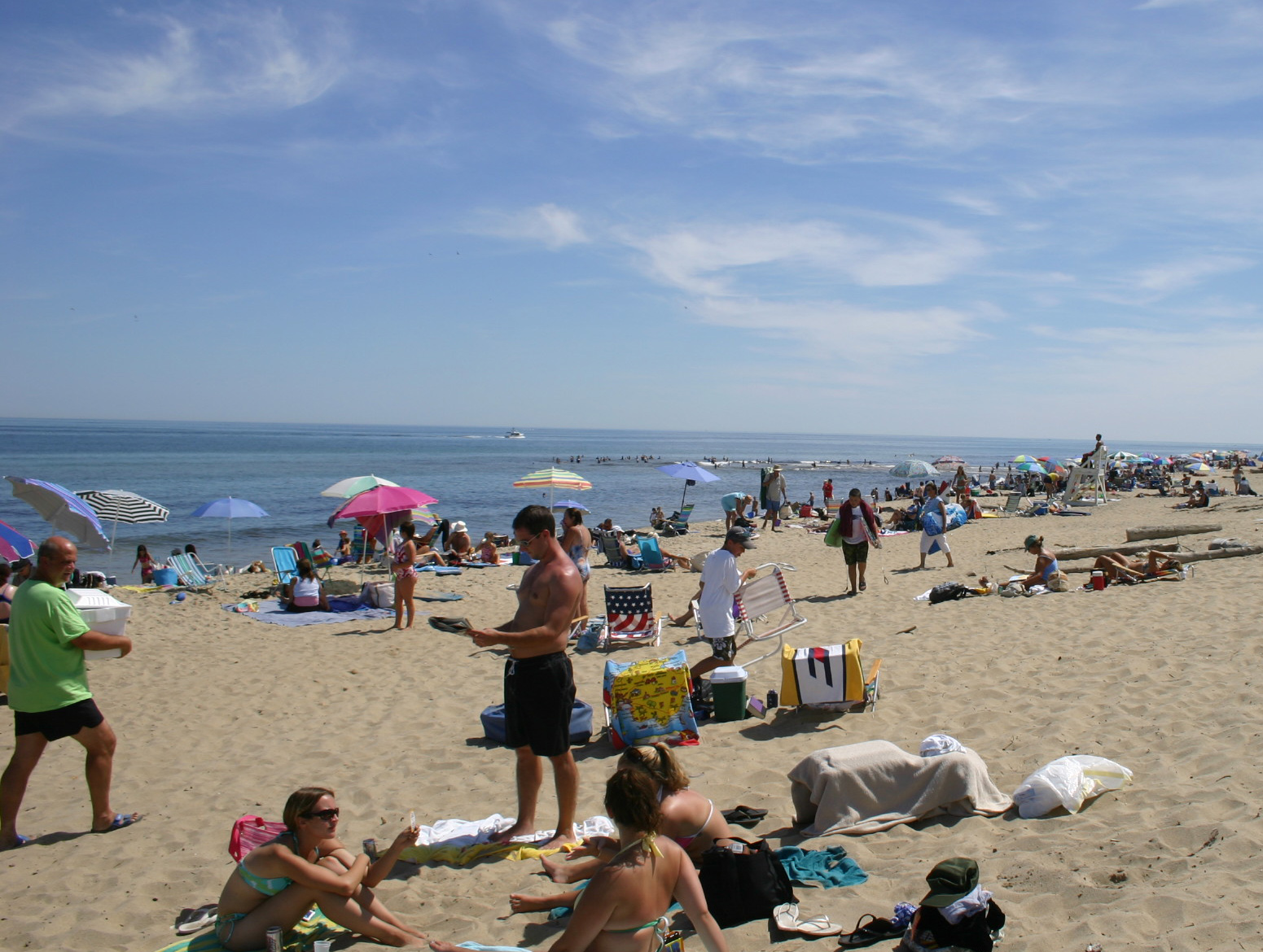 How To Plan A Perfect Beach Day In New England